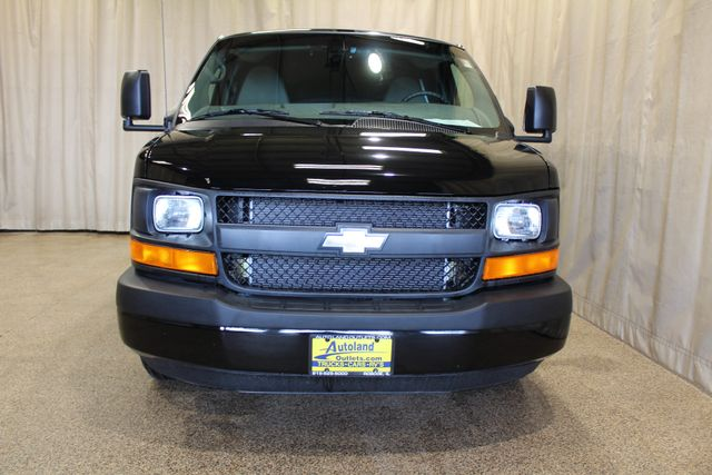 2014 Chevrolet Express Cargo Van AWD Roscoe, Illinois 3