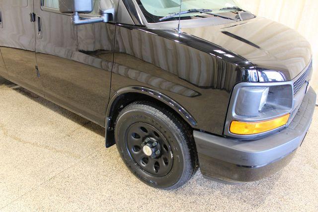 2014 Chevrolet Express Cargo Van AWD Roscoe, Illinois 4