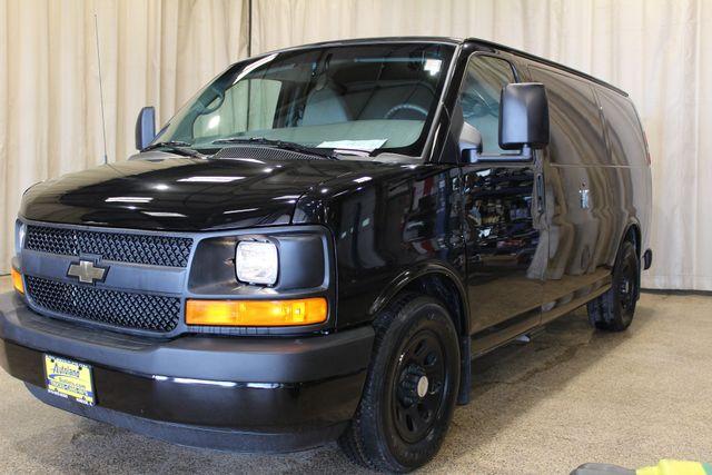 2014 Chevrolet Express Cargo Van AWD Roscoe, Illinois 2
