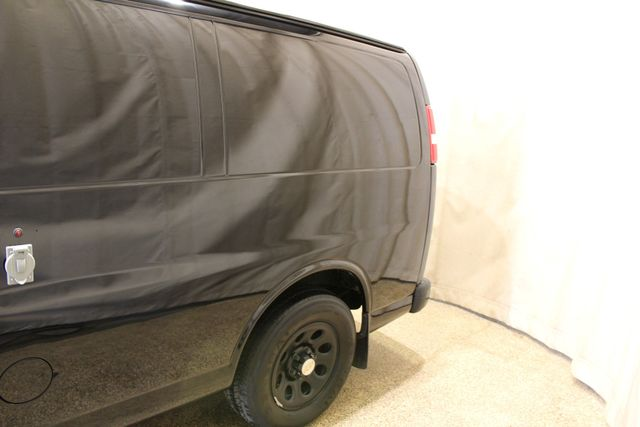 2014 Chevrolet Express Cargo Van AWD Roscoe, Illinois 10