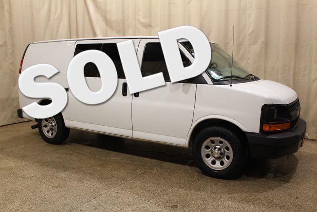 2014 Chevrolet Express Cargo Van AWD AWD Roscoe, Illinois 0
