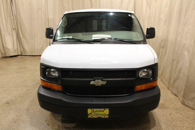 2014 Chevrolet Express Cargo Van AWD AWD Roscoe, Illinois 9