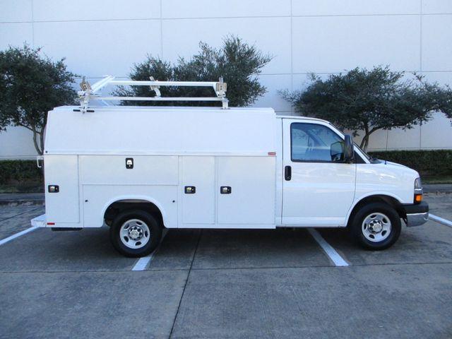 2014 Chevrolet G3500 express van KUV by Knapheide Plano, Texas 1