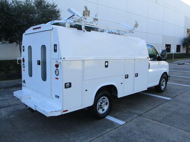 2014 Chevrolet G3500 express van KUV by Knapheide Plano, Texas 2