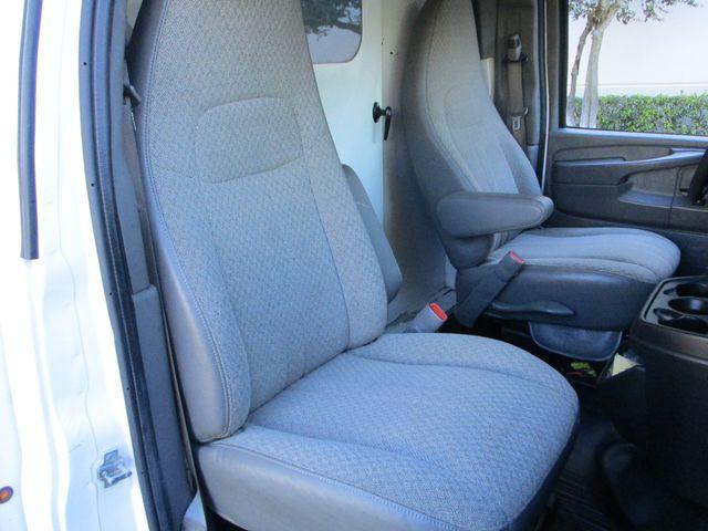 2014 Chevrolet G3500 express van KUV by Knapheide Plano, Texas 27