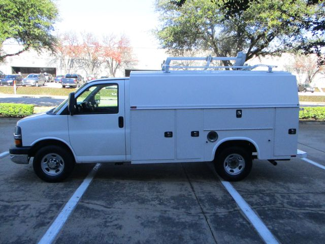 2014 Chevrolet G3500 express van KUV by Knapheide Plano, Texas 7