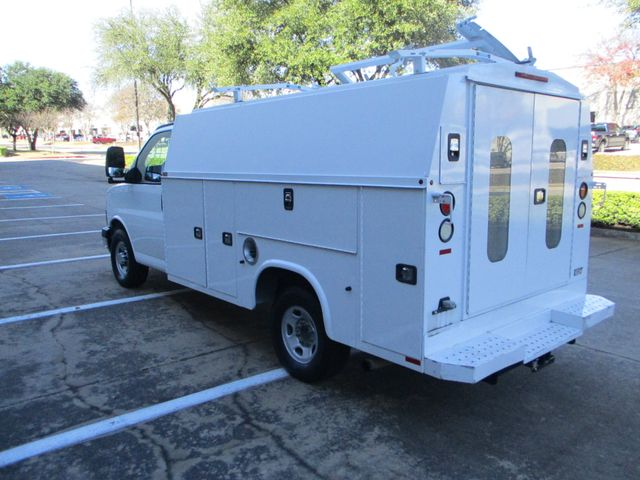 2014 Chevrolet G3500 express van KUV by Knapheide Plano, Texas 8