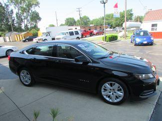 2014 Chevrolet Impala LS Fremont, Ohio 2