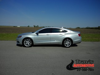 2014 Chevrolet Impala in Gifford, IL