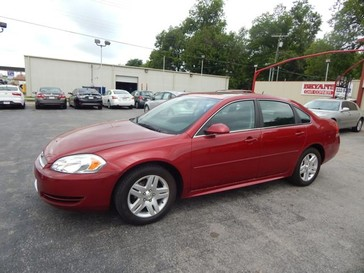 2014 Chevrolet Impala Limited LT in