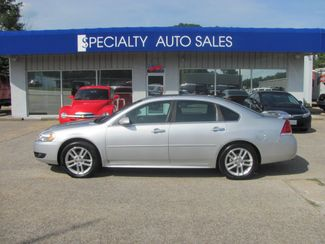 2014 Chevrolet Impala Limited LTZ Dickson, Tennessee