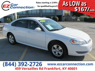 2014 Chevrolet Impala Limited LS | Frankfort, KY | Ez Car Connection-Frankfort in Frankfort KY