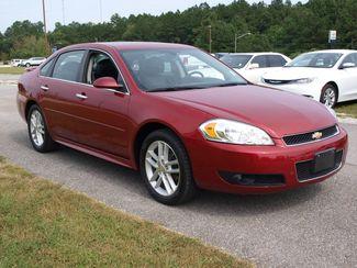 2014 Chevrolet Impala Limited LTZ Lineville, AL 4