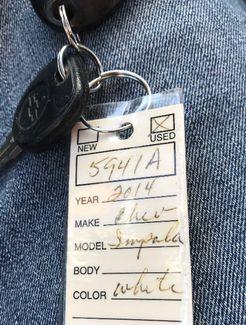 2014 Chevrolet Impala Limited LT Nephi, Utah 8
