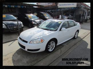 2014 Chevrolet Impala Limited LTZ, Leather! Sunroof! Clean CarFax! New Orleans, Louisiana
