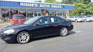 2014 Chevrolet Impala Limited LTZ   Ogdensburg, New York   Rishe's Auto Sales in Ogdensburg New York