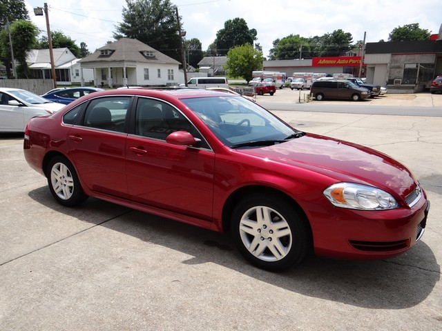 2014 chevrolet impala limited lt paragould arkansas 72450. Black Bedroom Furniture Sets. Home Design Ideas
