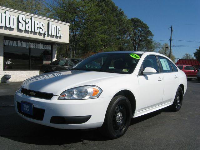 2014 Chevrolet Impala Limited Police Richmond, Virginia 1