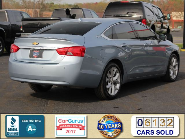 2014 Chevrolet Impala LT/2LT - PREMIUM SEATING & ADVANCED SAFETY PKGS Mooresville , NC 2
