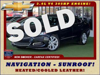 2014 Chevrolet Impala LTZ FWD - NAV-SUNROOF-HEAT/AC LEATHER! Mooresville , NC