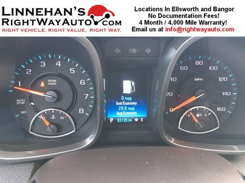 2014 Chevrolet Malibu LT  in Bangor, ME
