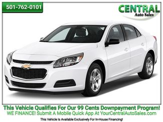 2014 Chevrolet Malibu LT | Hot Springs, AR | Central Auto Sales in Hot Springs AR