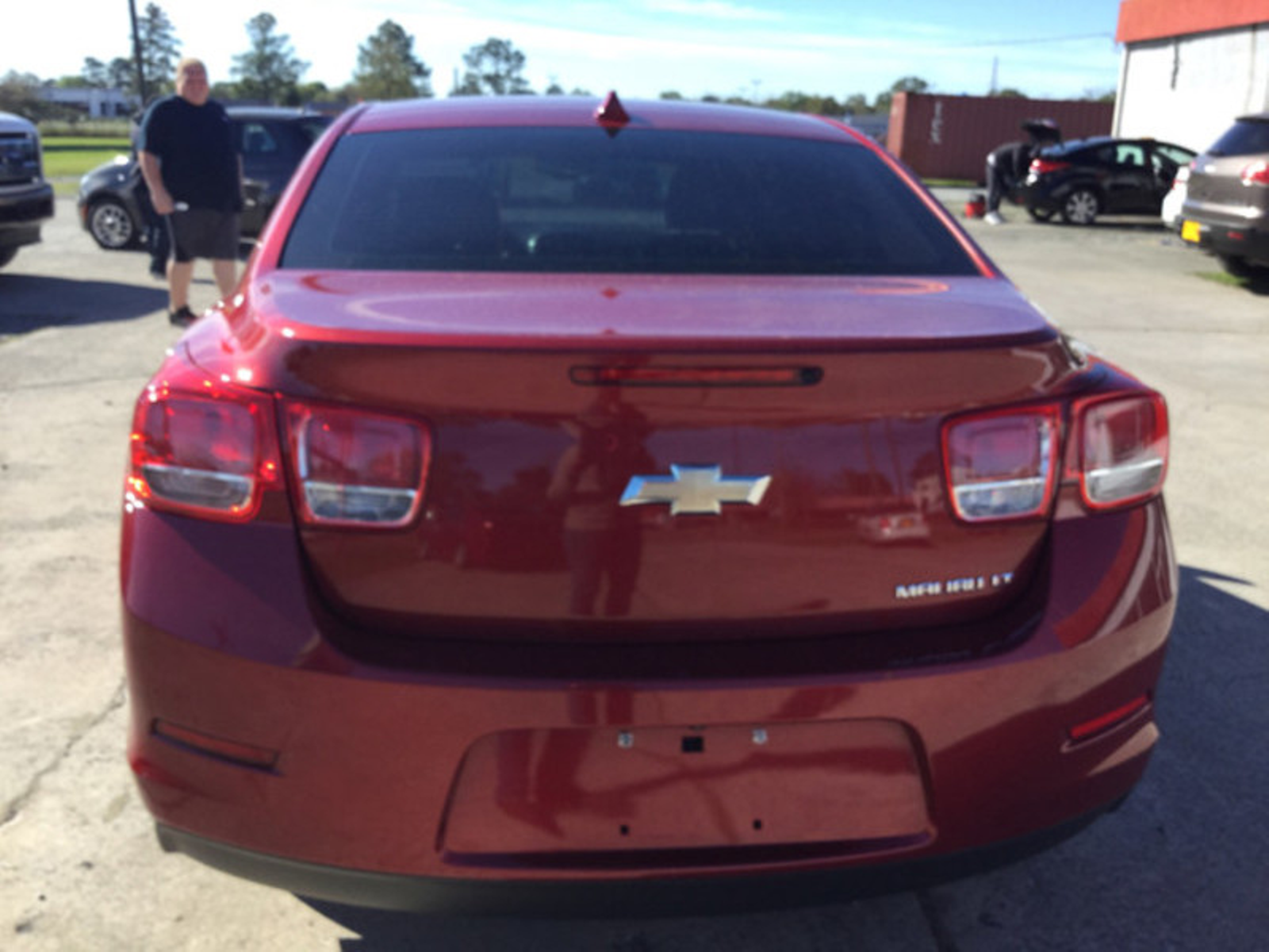 2014 chevrolet malibu lt city louisiana billy navarre certified in. Cars Review. Best American Auto & Cars Review