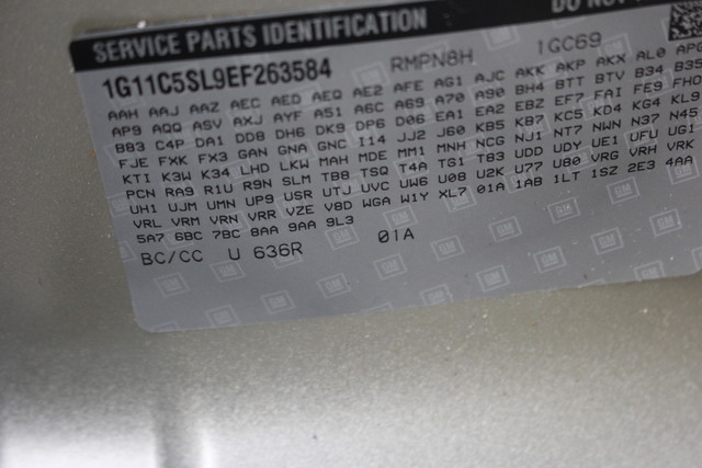 2014 Chevrolet Malibu LT FWD - POWER CONVENIENCE PKG! Mooresville , NC 76