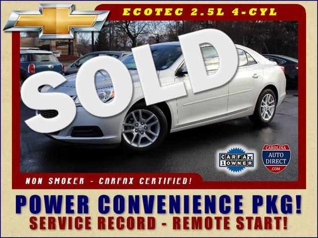 2014 Chevrolet Malibu LT FWD - POWER CONVENIENCE PKG! Mooresville , NC 0