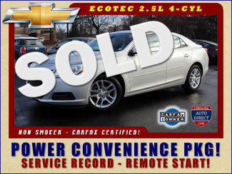 2014 Chevrolet Malibu LT FWD - POWER CONVENIENCE PKG! Mooresville , NC