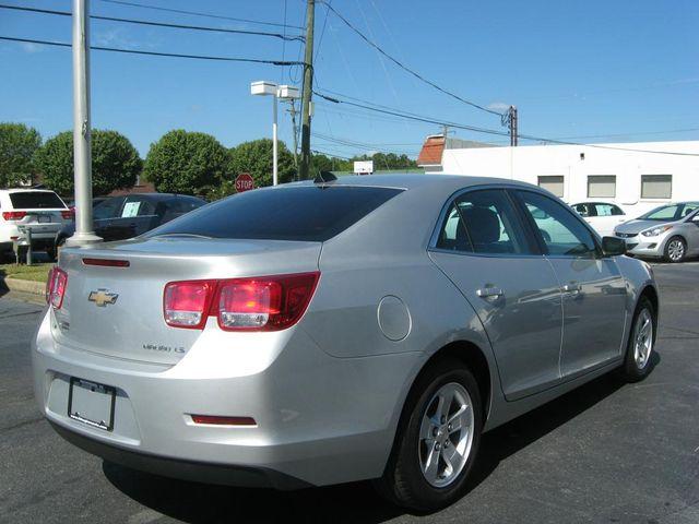 2014 Chevrolet Malibu LS Richmond, Virginia 5