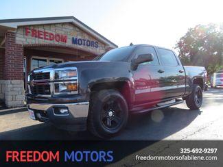 2014 Chevrolet Silverado 1500 LT 4x4 Z71 Crew Cab | Abilene, Texas | Freedom Motors  in Abilene,Tx Texas