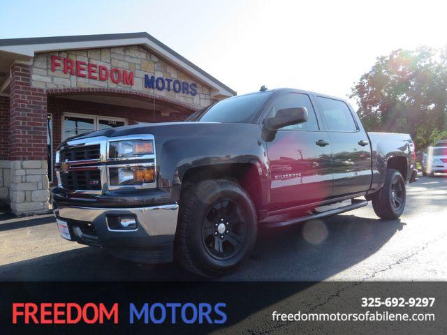 2014 Chevrolet Silverado 1500 LT 4x4 Z71 Crew Cab | Abilene, Texas | Freedom Motors  in Abilene Texas