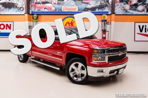 2014 Chevrolet Silverado 1500 LTZ TEXAS EDITION in Addison