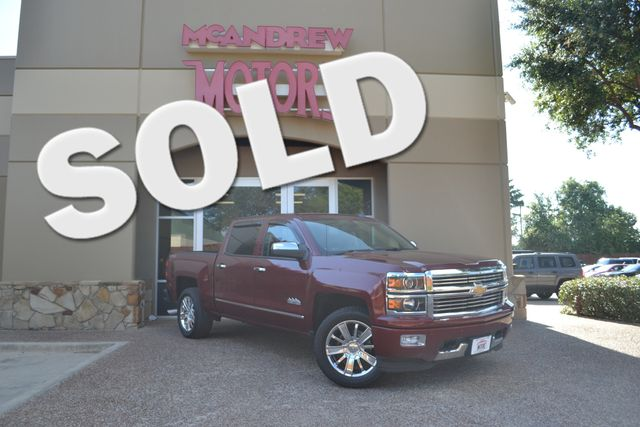 2014 Chevrolet Silverado 1500 High Country | Arlington, Texas | McAndrew Motors in Arlington Texas