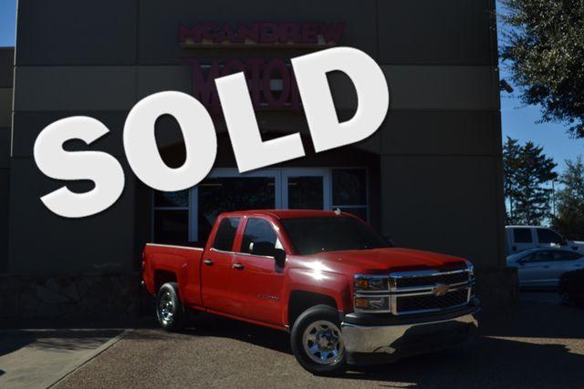 2014 Chevrolet Silverado 1500 LOW LOW MILES | Arlington, Texas | McAndrew Motors in Arlington Texas