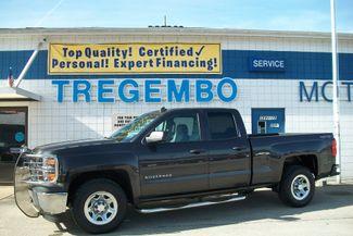 2014 Chevrolet Silverado 1500 4x4 4 Door 5.3L 2WT Bentleyville, Pennsylvania 36