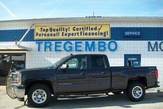 2014 Chevrolet Silverado 1500 4x4 4 Door 5.3L 2WT Bentleyville, Pennsylvania 56