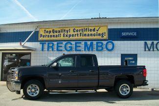2014 Chevrolet Silverado 1500 4x4 4 Door 5.3L 2WT Bentleyville, Pennsylvania 27