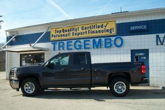 2014 Chevrolet Silverado 1500 4x4 4 Door 5.3L 2WT Bentleyville, Pennsylvania 33