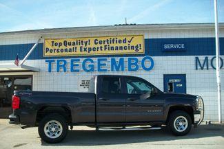 2014 Chevrolet Silverado 1500 4x4 4 Door 5.3L 2WT Bentleyville, Pennsylvania 53