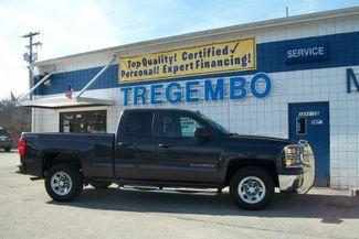 2014 Chevrolet Silverado 1500 4x4 4 Door 5.3L 2WT Bentleyville, Pennsylvania 57