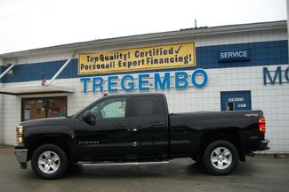 2014 Chevrolet Silverado 1500 4x4 2LT Bentleyville, Pennsylvania 16