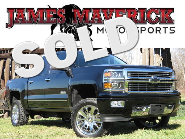 2014 Chevrolet Silverado 1500 High Country - CLEAN CARFAX TEXAS ONE OWNER LIFTED HIGH COUNTRY