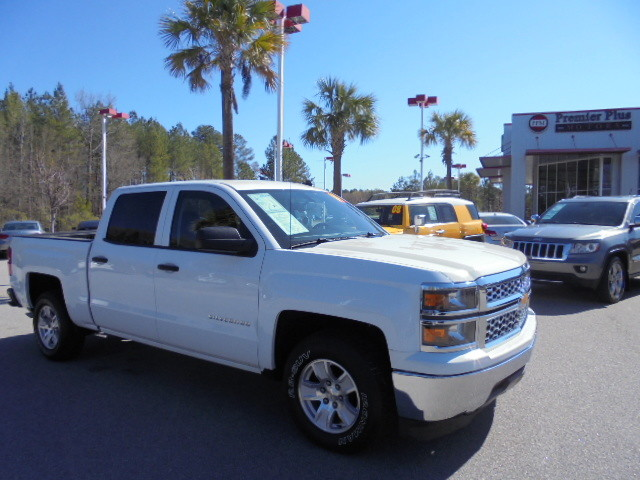 2014 Chevrolet Silverado 1500 LT DISCLOSURE Internet pricing is subject to change daily It is a