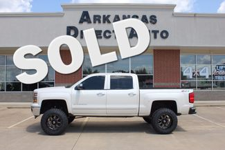 2014 Chevrolet Silverado 1500 LTZ LIFTED 4X4 Conway, Arkansas