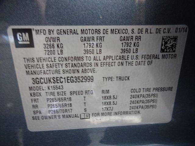 2014 Chevrolet Silverado 1500 LTZ Corpus Christi, Texas 47