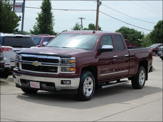 2014 Chevrolet Silverado 1500 LTZ Z71 in  Iowa