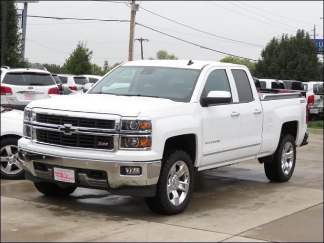 2014 Chevrolet Silverado 1500 LTZ Lift/Chrome20s/BFGs in Des Moines IA