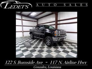 2014 Chevrolet Silverado 1500 LTZ - Ledet's Auto Sales Gonzales_state_zip in Gonzales